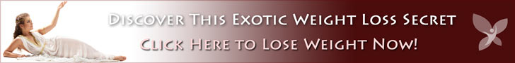 Exotic Weight Loss Secret