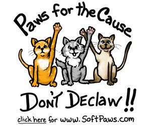 SoftPaws Paws for the Cause Hand