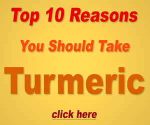 Top 10 Reasons To Take Turmeric